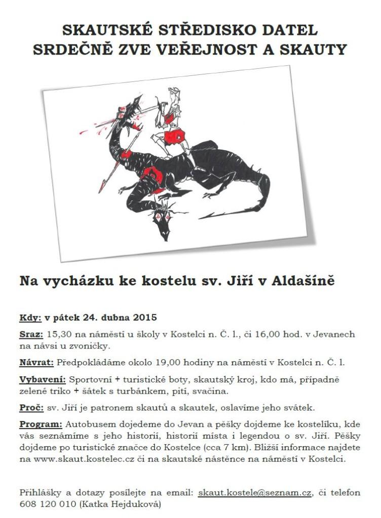 sv. Jiří 2015
